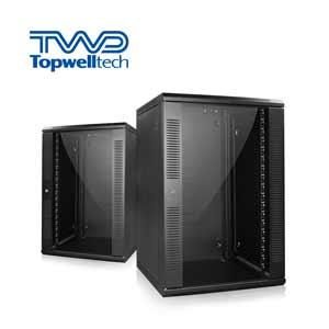 12U 600*450*637mm Wall Mount Rack