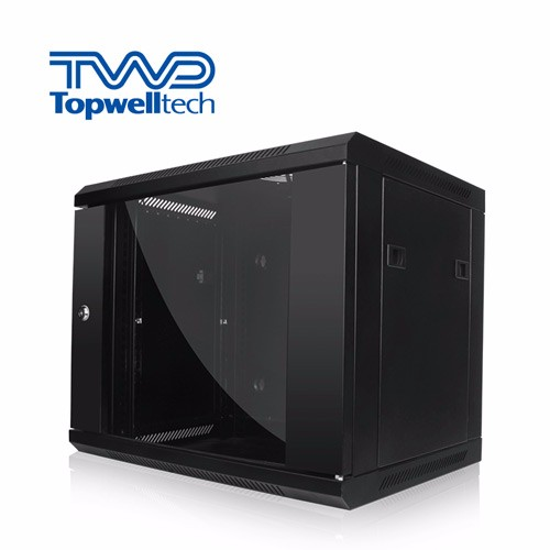 12U Wall Mount Cabinet Loading Capacity 60KG