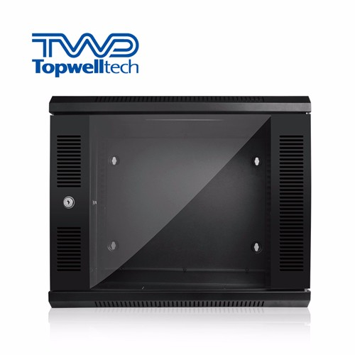15U Servers Rack 19 Inch Wall Mounting Cabinet