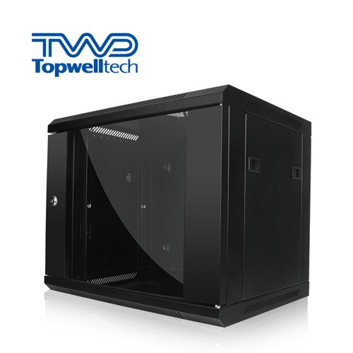 18U 600*600*903mm Wall Mount Data Cabinet