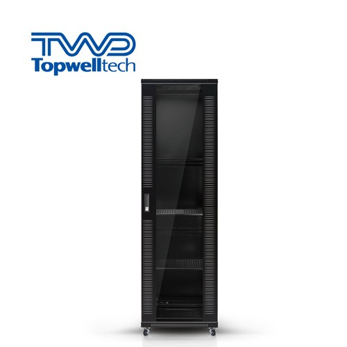 22U 600*800*1166mm 19 Inch Network Rack