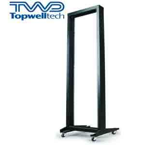 36U 515*381*1722mm Open Frame Rack