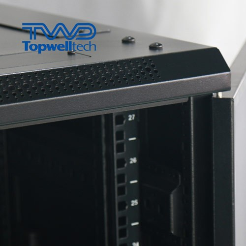 47U 600*1000*2280mm Rack Enclosure Cabinet Outdoor