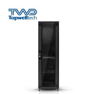 47U 800*1100*2280mm Computer Server Rack Data Cabinet