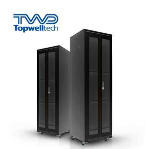47U 800*600*2280mm Data Center Cabinet Network Rack