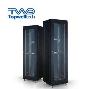 48U 600*1100*2260mm 19 Inch Rack Outdoor Cabinet