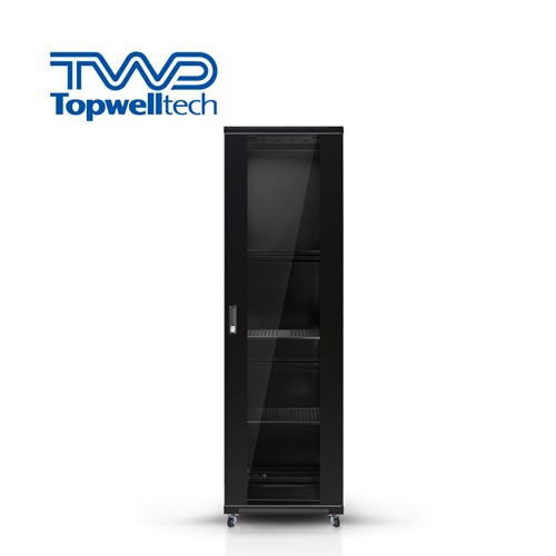 48U 800*1000*2260mm Rack Mount Server Cabinet