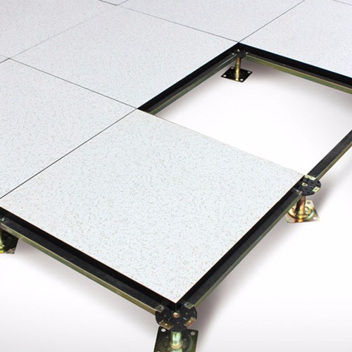 600*600mm High Quality Anti-static Raised Access Floor For Network