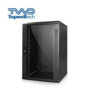 6U 600*450*370mm Wall Mounted Network Cabinet