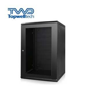 6U 600*600*370mm Wall Mounted Network Cabinet