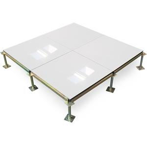 China Manufacturer Anti-static Ceramic Raised Floor For Data Center