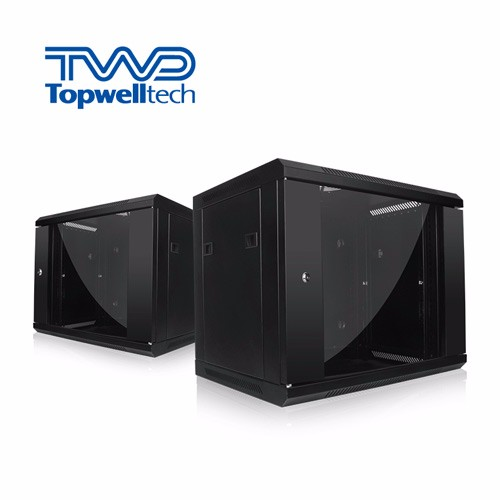 Factory 6U Rack Cabinet Wall Cabinet For Data Center