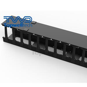 Finger Type Cable Manager Server Rack Accessories