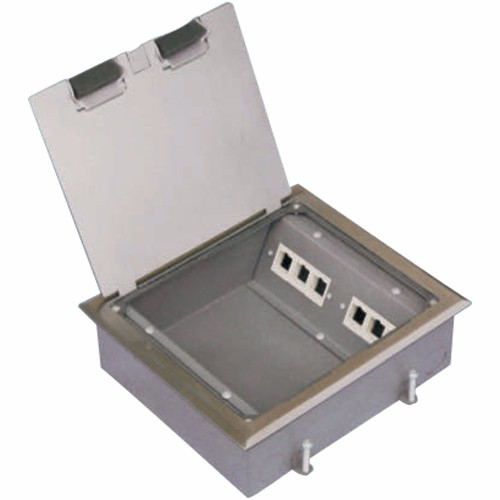 Floor Box For Raised Floor System