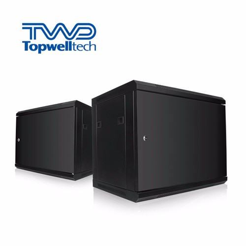 Made In China 18U 19 Inch Floor Network Cabinet For Data Center