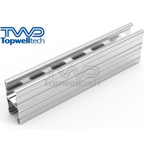 Reinforced Double-slotted Channel Steel